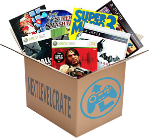 """""""Box of Games to pick up!?"""" I will do that! (Nintendo, PS, Xbox)"""