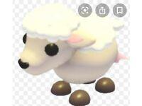 Roblox Adopt me Lambs