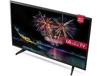 Brand New LG 49LJ515V 49 Inch LED Full HD TV - £300