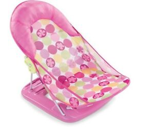 Brand new in box Summer Pink Bath Seat