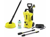 Karcher K2 Pressure Washer full control home kit