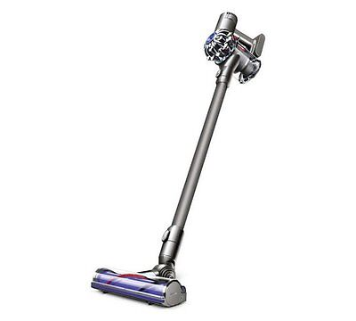 DYSON V6 Cordless Vacuum Cleaner Silver New sealed
