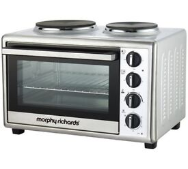 Morphy Richards mini oven/cooker.