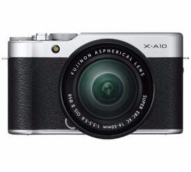 Fujifilm X-A10 Digital Camera