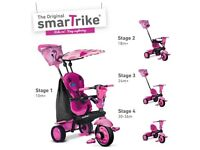 4-in-1 flamingo trike
