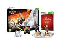 Disney infinity 3.0 Star Wars Xbox 360 starter pack