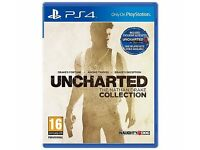 "PS4 Game ""Uncharted - The Nathan Drake Collection"""