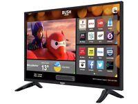 43 Bush SMART LED TV Full HD 1080p Freeview HD
