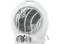 Simple Value 2kW Upright Room Heater