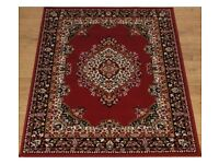 Argos Traditional Rug - 160x120cm - Red