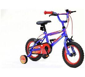"12"" dragon bike hardly used"