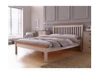Wooden Bed Frame - King Size