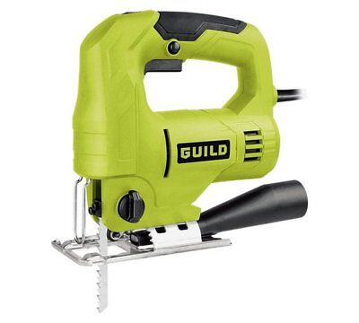 Guild Variable Speed Jigsaw - 550W Best For Home And Office Use