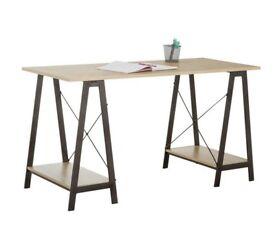 Argos Large Trestle Table Desk