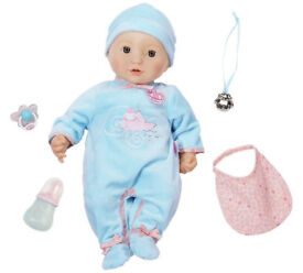 Baby Annabell Brother Doll RRP £49.99