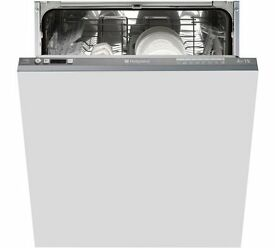 ***Brand New*** Hotpoint Aquarius Built-In (integrated) Dishwasher (LTF 8B019 C) Graphite