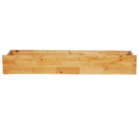 Aspley Single Drawer - Oak