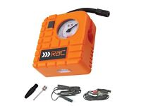 12v Tyre Inflator + 12v Wet & Dry Car Vacuum Brand New + Boxed - £30 ono the Pair - Glenrothes