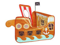 Chad Valley Pirate Ship Pop Up Play Tent