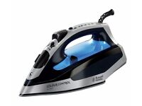 Russell Hobbs 21022 Colour Control Steam Iron | used few times in 6 months | perfect | 15£