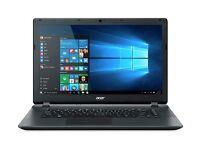 Acer Aspire ES 15.6 Inch AMD E1 4GB 1TB Laptop.