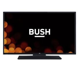 bush le46gl12 led . hd screen. free view build in . good condition