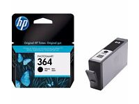 HP Black Cartridge 364