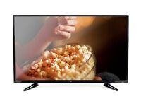 Bush 1080p 40 inch led free view tv television bnib new unopened