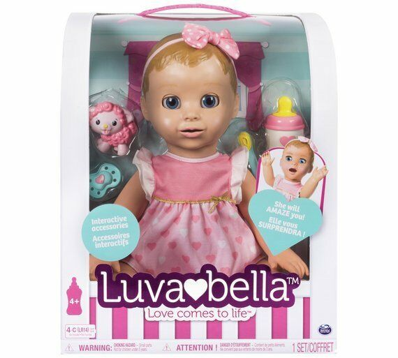 Luvabella Doll *Blonde* Brand New Ready To Send! SOLD OUT EVERYWHERE