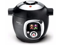 New and un-used Tefal Cook4Me Intelligent Multicooker