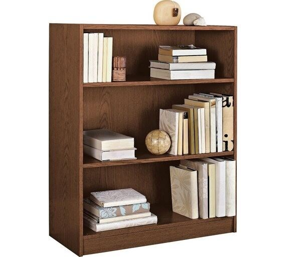 Argos Maine Small deep bookcase   in Sheffield, South ...