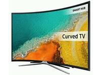 "SAMSUNG 55"" CURVED SMART TV £580"