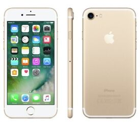 iPhone 7 gold