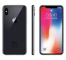 APPLE IPHONE X 64GB GRADE A LOCKED TO EE