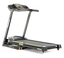 Like new running machine treadmill
