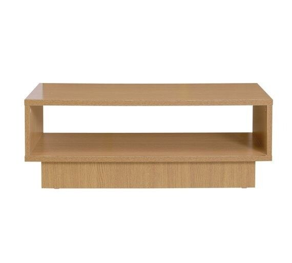 Gumtree Coffee Table Teak: Home CUBES Oak Effect Coffee Table And TV Stand From Argos
