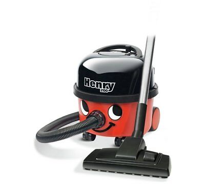 Numatic Henry HVR200-11 NEW Commercial Cleaning Bagged Cylinder Vacuum Cleaner