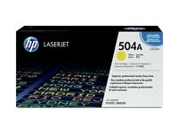 New HP Laserjet Toner Cartridge CE252A (CM3530/CP3525)