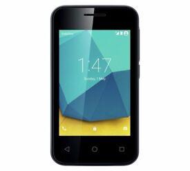 Vodafone Smart First 7 Mobile Phone - Black