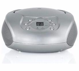 NEW Alba CD RADIO BOOMBOX ONLY £13!