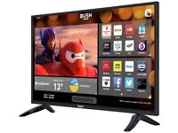 ** Brand new Bush 43 inch FHD FVPLAY Smart TV RRP £349 - never used **