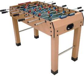 Gemini Foosball Table Brand New.