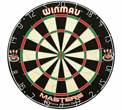 Winmau Masters Bristle Dartboard Best Gift For