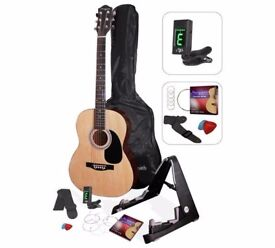 New Acoustic Guitar Perfect for beginners