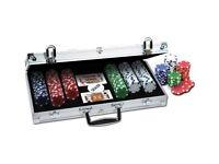 ProPoker Professional 300 Chip Poker Set.