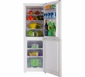ARGOS FRIDGE FREEZER, 2 YEARS OLD, GREAT CONDITION, COLLECT FROM LIVERPOOL
