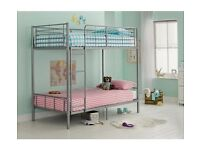 Bunk Bed Frame - Argos 'Maddison' style, just 3 months old !