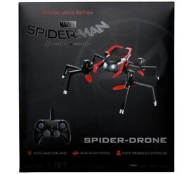 Spiderman Drone *brand new* unwanted christmas gift swap for?