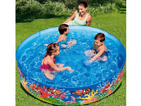 Paddling pool 6ft diameter