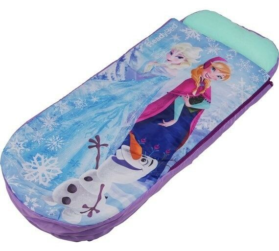 Frozen Junior Readybed Air Bed And Sleeping Bag In Sketty Swansea